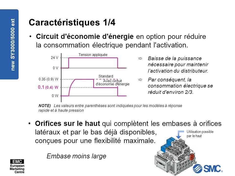 Avec circuit d économie d énergie