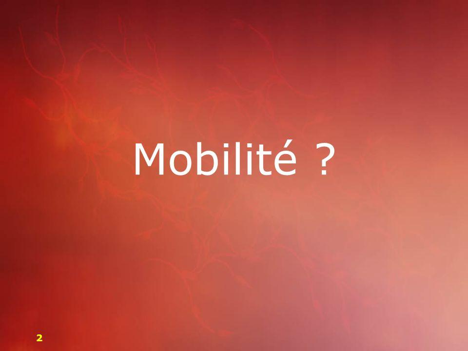 Mobilité 2