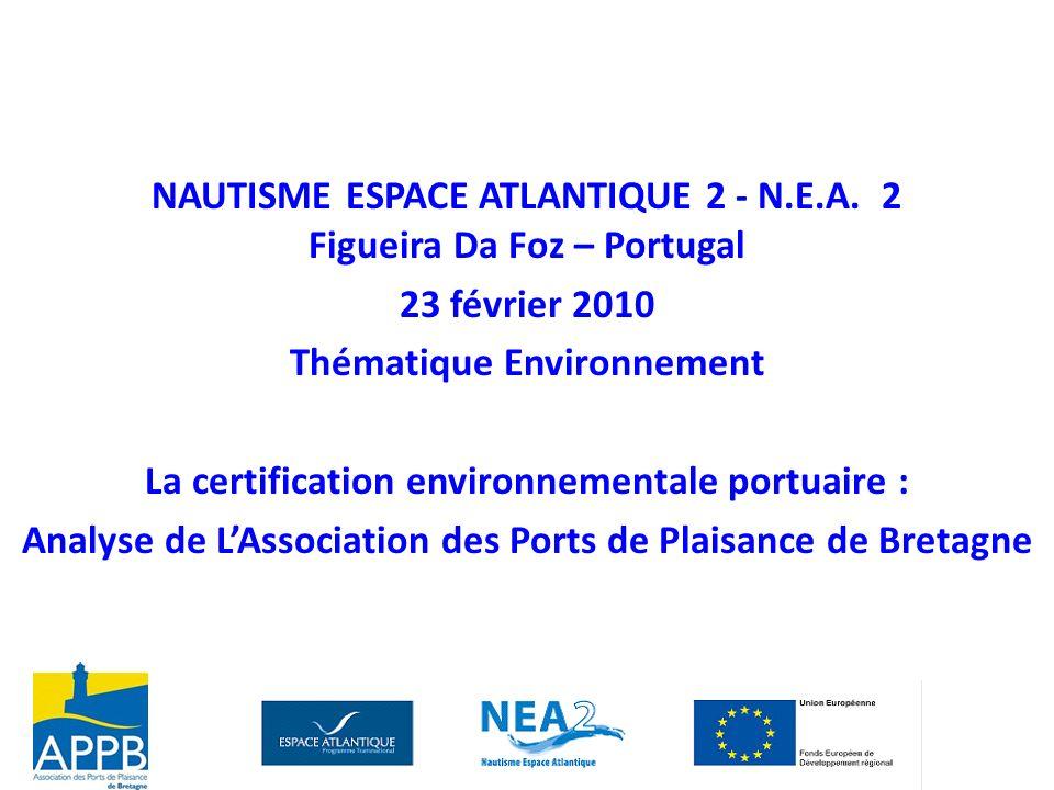 NAUTISME ESPACE ATLANTIQUE 2 - N.E.A. 2 Figueira Da Foz – Portugal