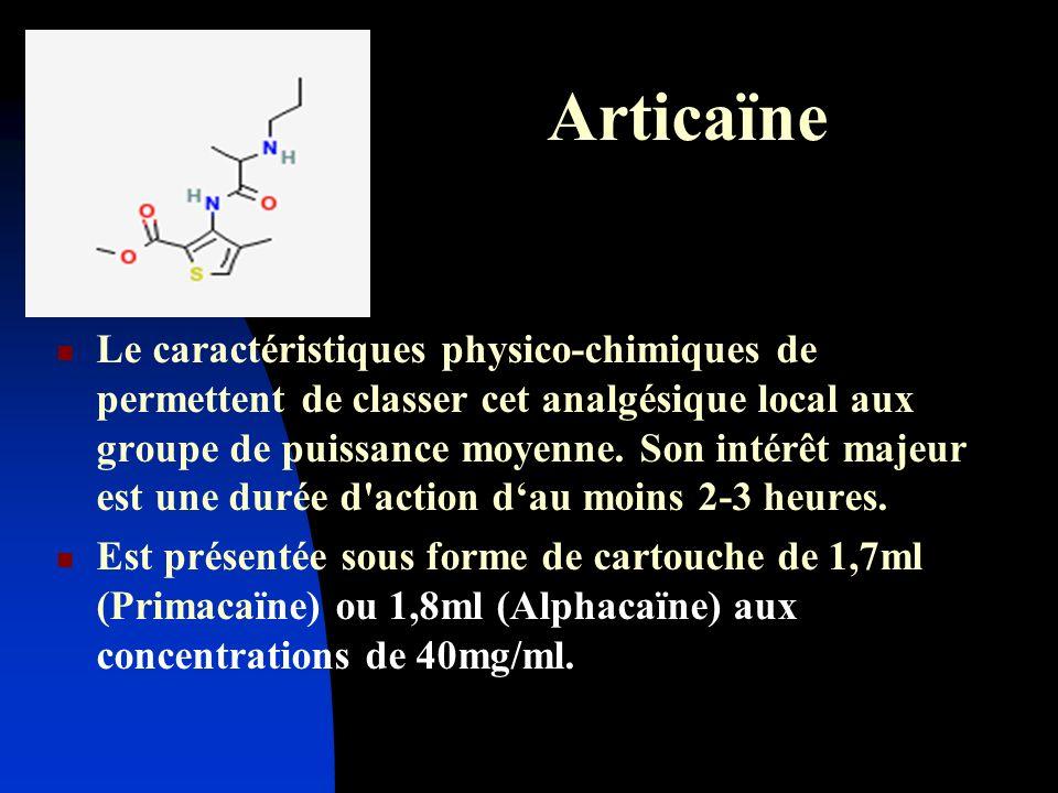 Articaïne