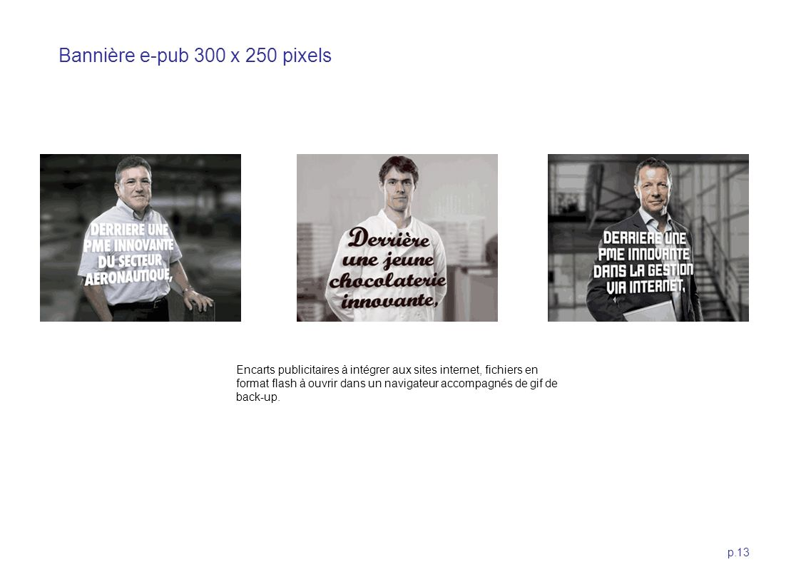 Bannière e-pub 300 x 250 pixels
