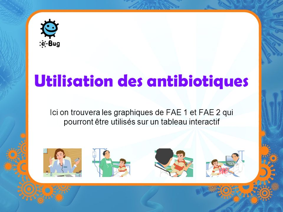 Utilisation des antibiotiques