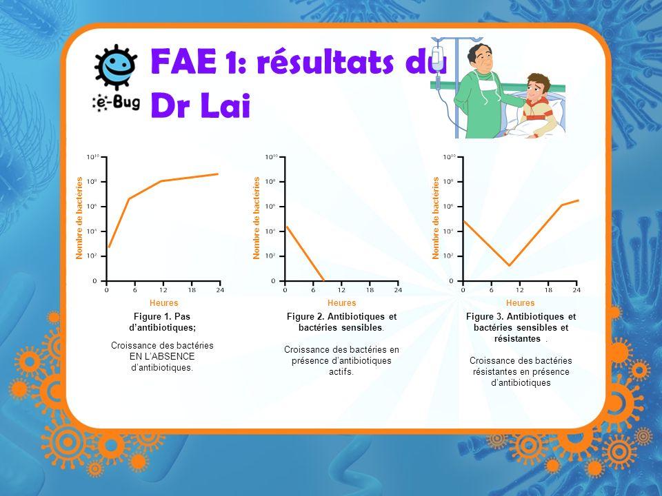 FAE 1: résultats du Dr Lai
