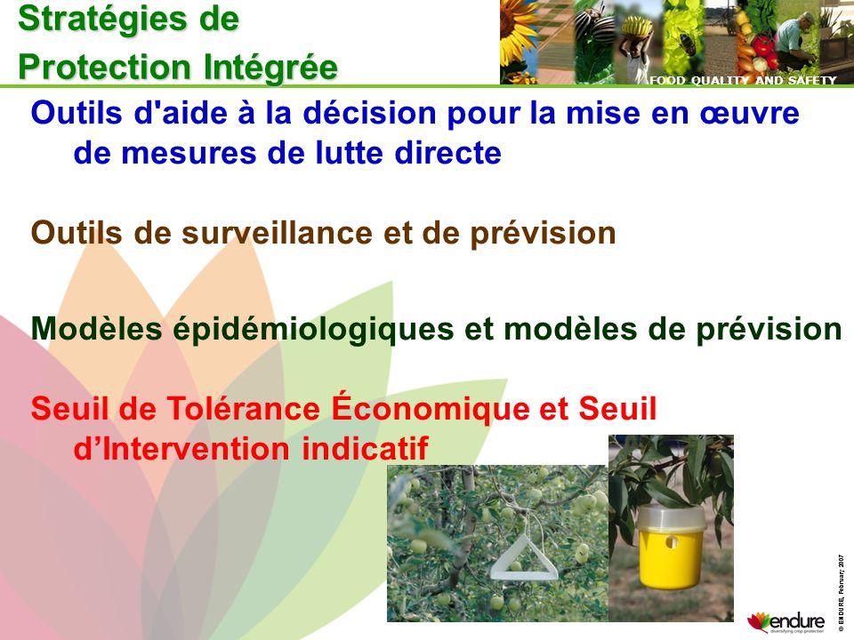 Stratégies de Protection Intégrée