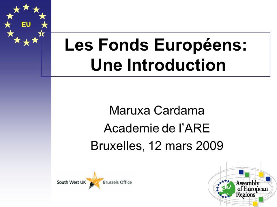 Les Fonds Européens: Une Introduction