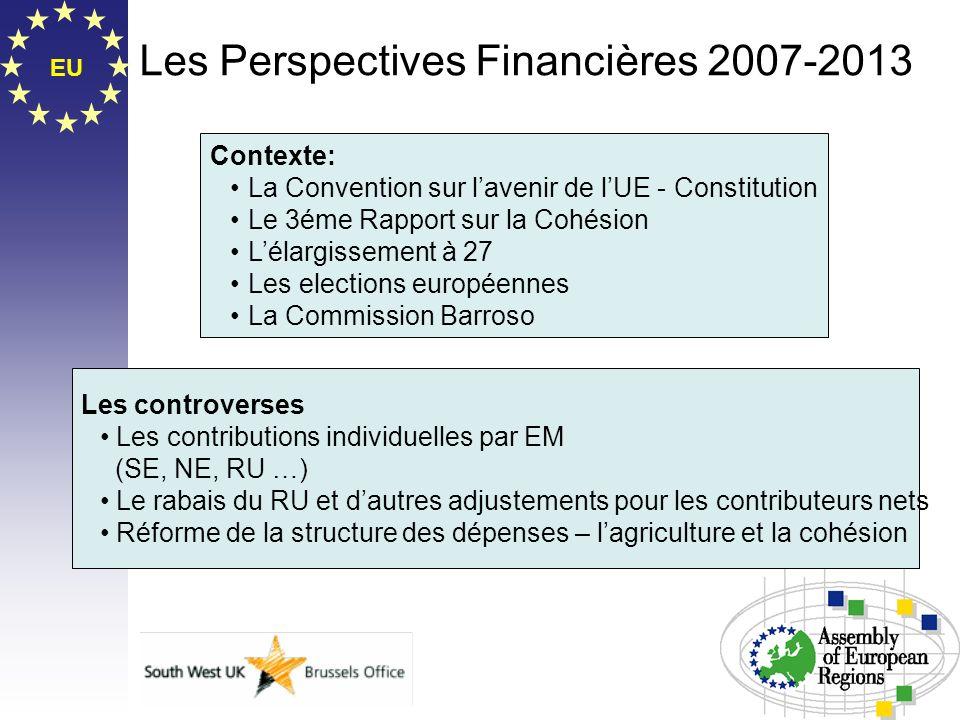 Les Perspectives Financières 2007-2013
