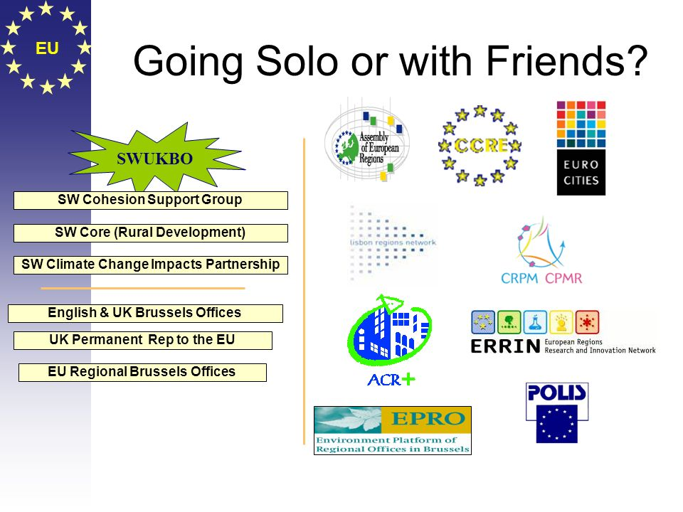 Going Solo or with Friends