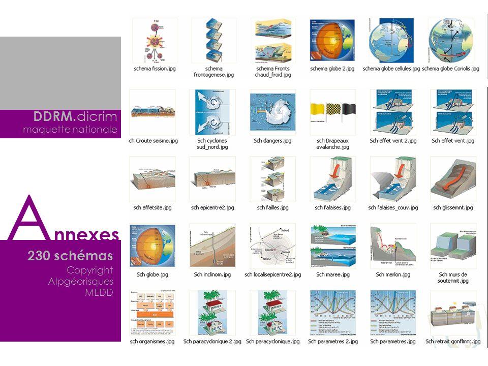 Annexes DDRM.dicrim 230 schémas maquette nationale Copyright