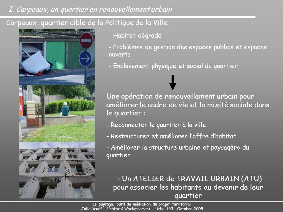 Le paysage, outil de médiation du projet territorial