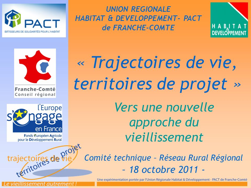HABITAT & DEVELOPPEMENT- PACT