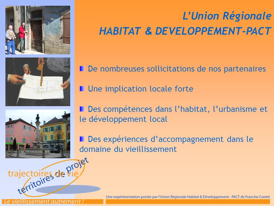 HABITAT & DEVELOPPEMENT-PACT