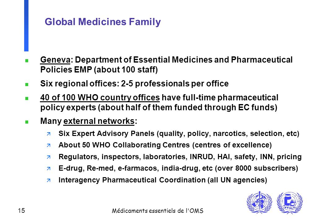 Global Medicines Family