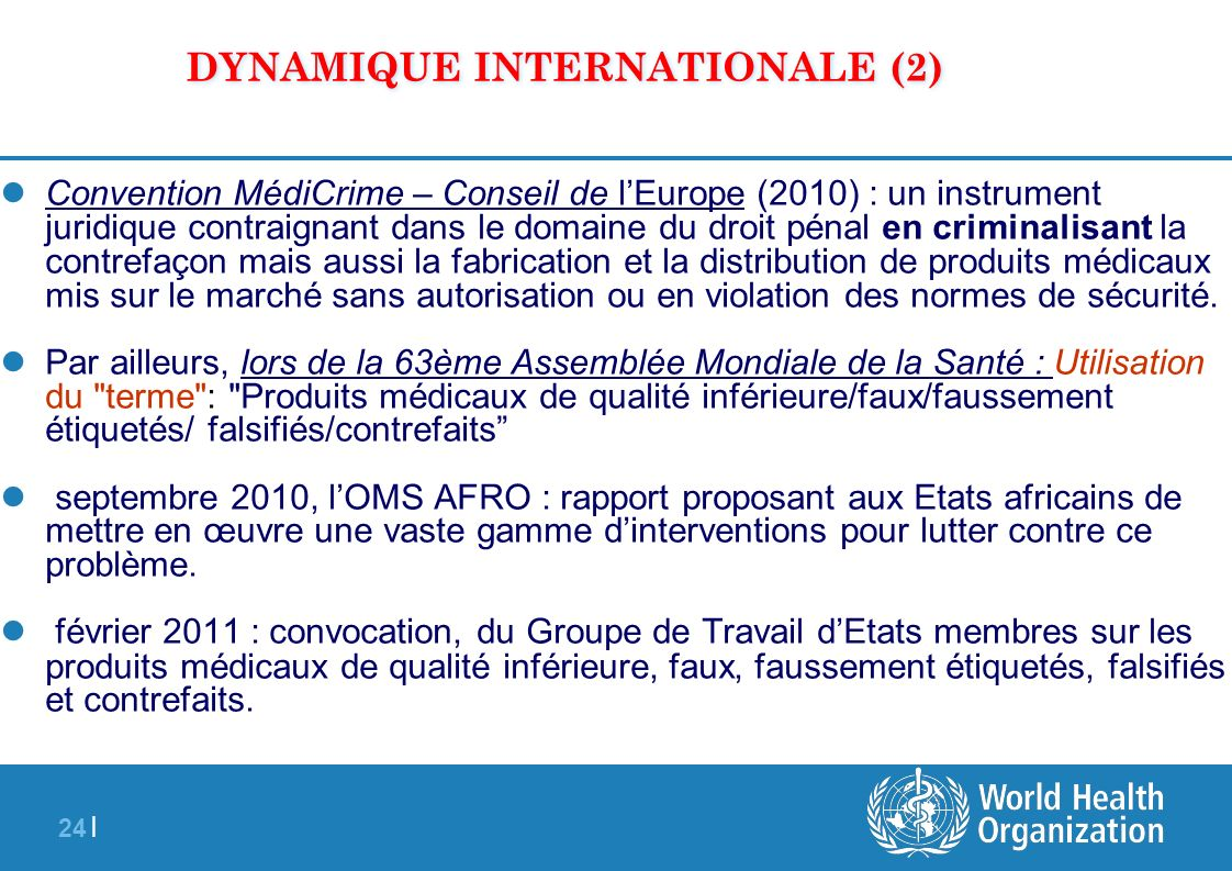 DYNAMIQUE INTERNATIONALE (2)