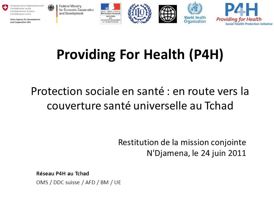 Restitution de la mission conjointe N Djamena, le 24 juin 2011