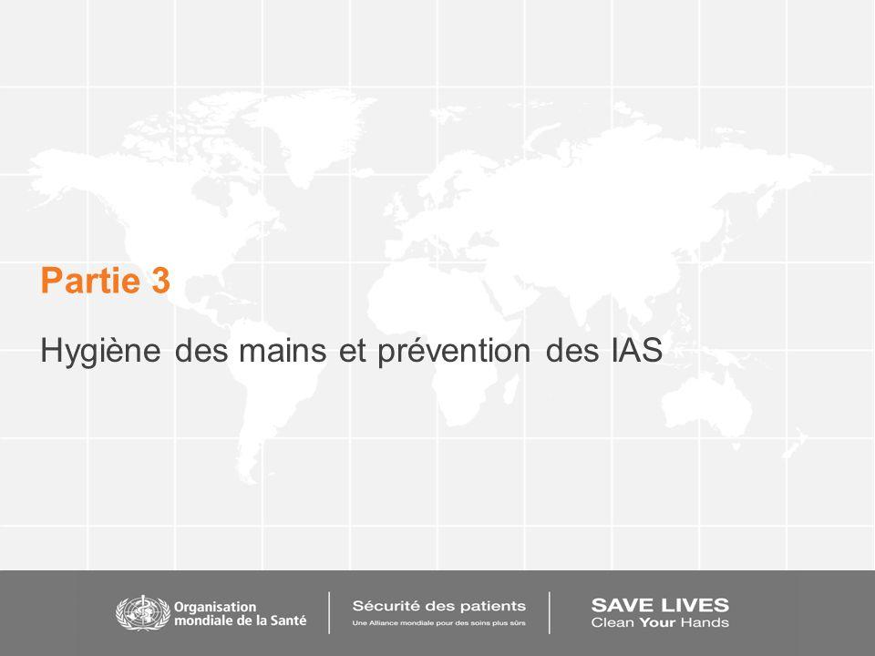 Hygiène des mains et prévention des IAS