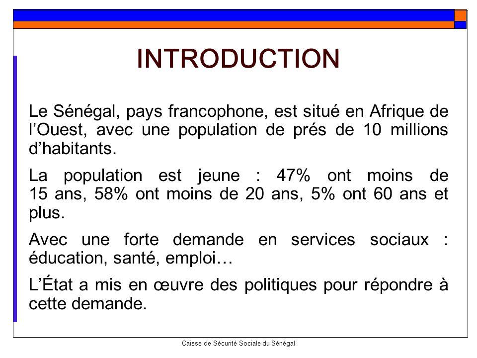 Caisse de Sécurité Sociale du Sénégal