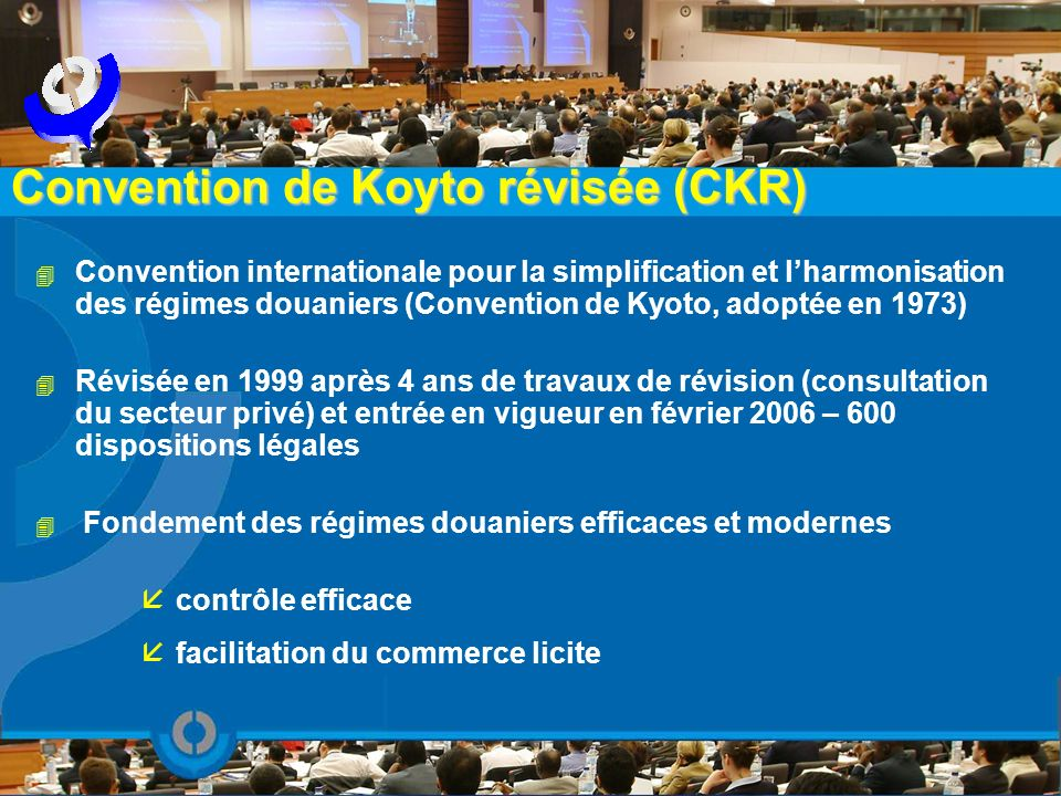Convention de Koyto révisée (CKR)