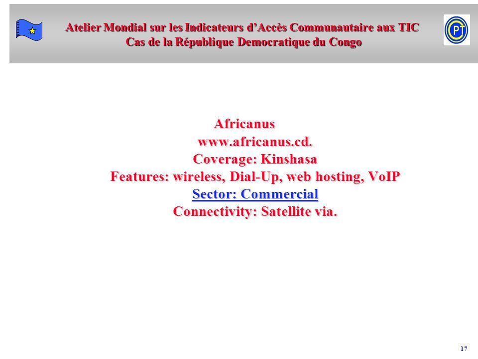 Africanus www. africanus. cd
