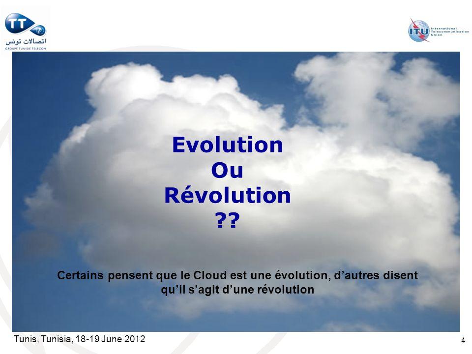 Evolution Ou Révolution