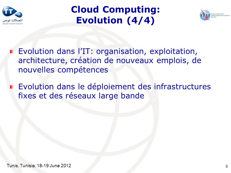 Cloud Computing: Evolution (4/4)