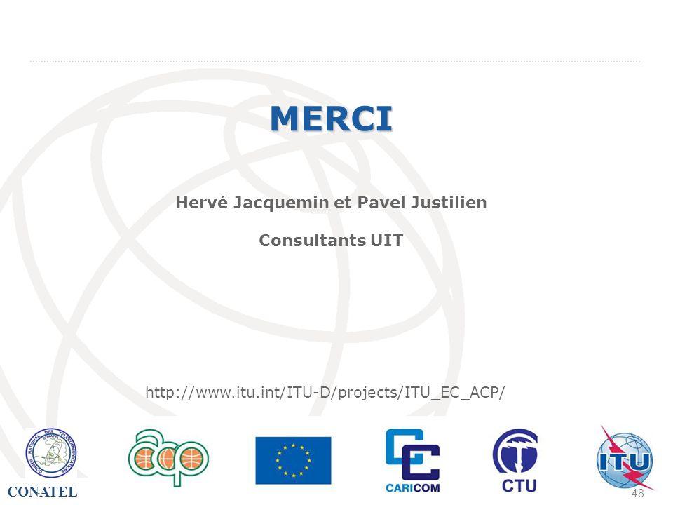 Hervé Jacquemin et Pavel Justilien