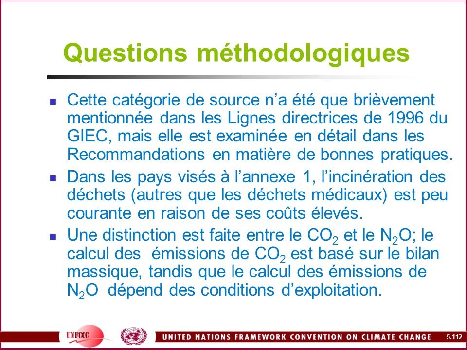 Questions méthodologiques