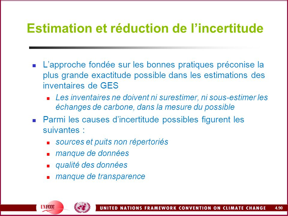 Estimation et réduction de l'incertitude