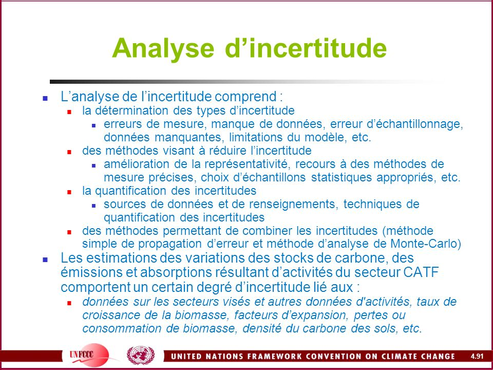 Analyse d'incertitude