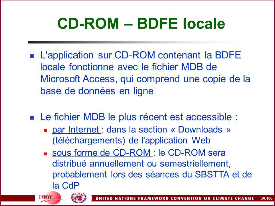 CD-ROM – BDFE locale