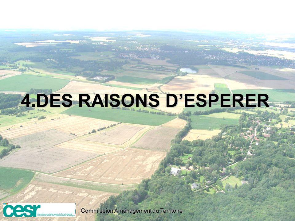 4.DES RAISONS D'ESPERER