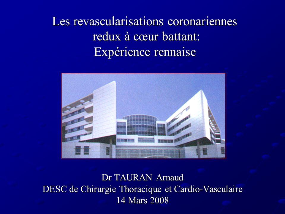 DESC de Chirurgie Thoracique et Cardio-Vasculaire