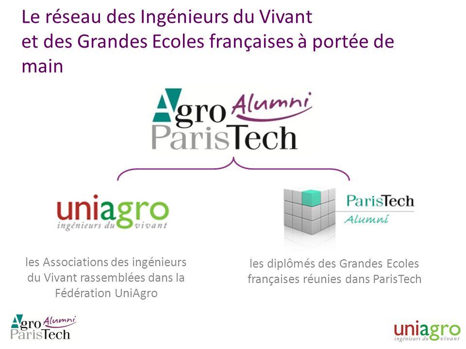les diplômés des Grandes Ecoles françaises réunies dans ParisTech