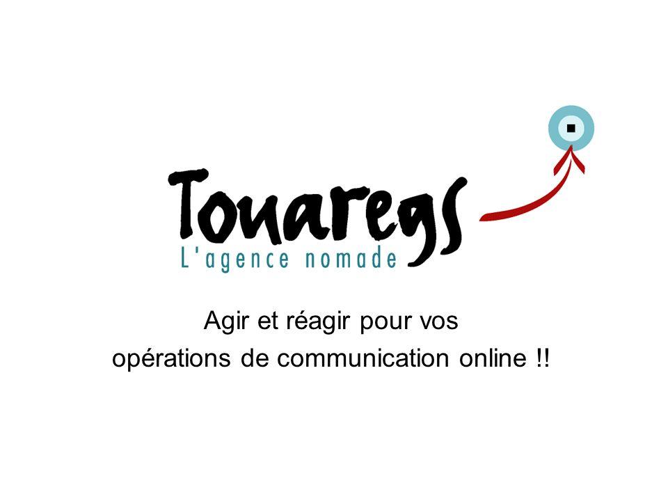 opérations de communication online !!