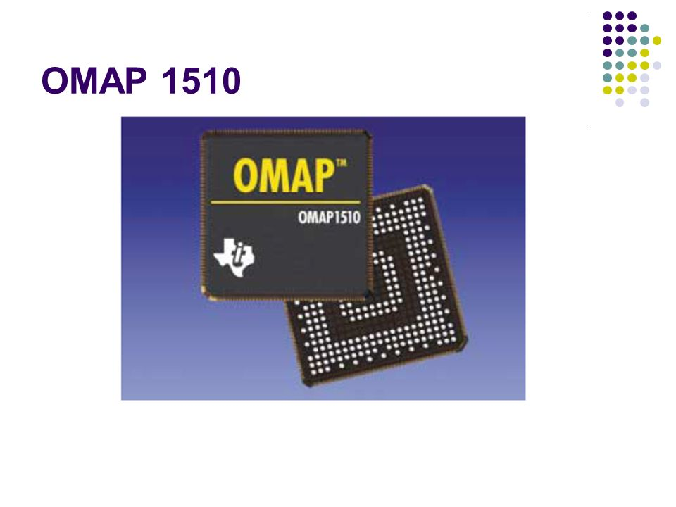 OMAP 1510