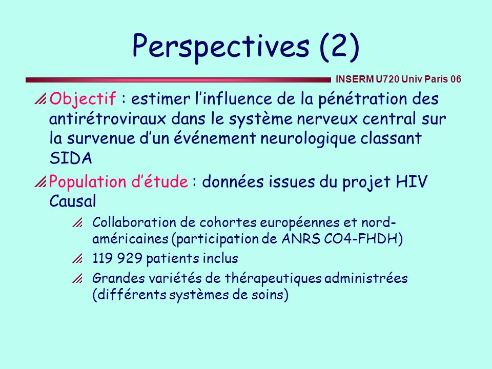 Perspectives (2)