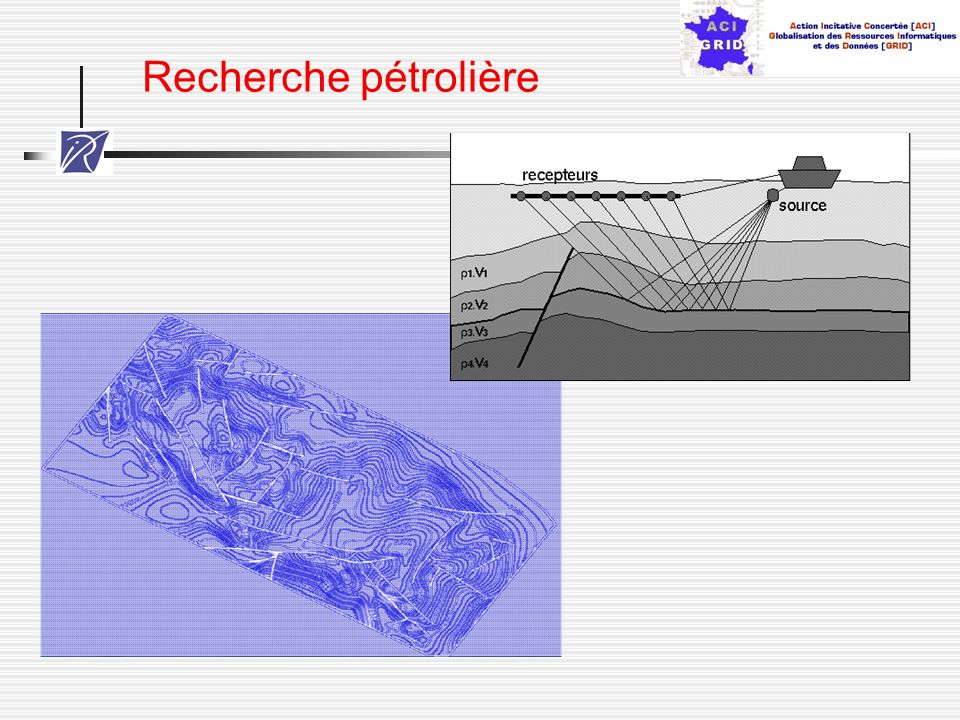 Recherche pétrolière