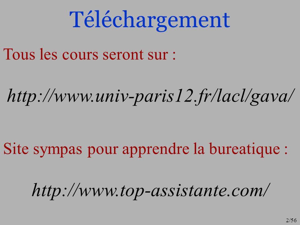Téléchargement http://www.univ-paris12.fr/lacl/gava/