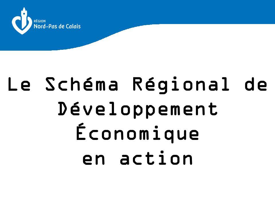 Le Schéma Régional de Développement Économique