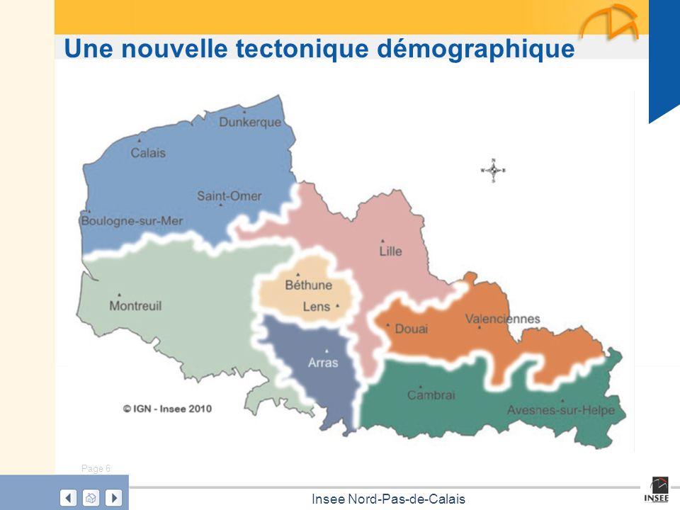Une nouvelle tectonique démographique