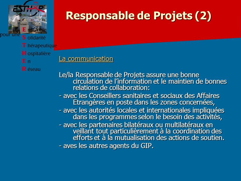 Responsable de Projets (2)
