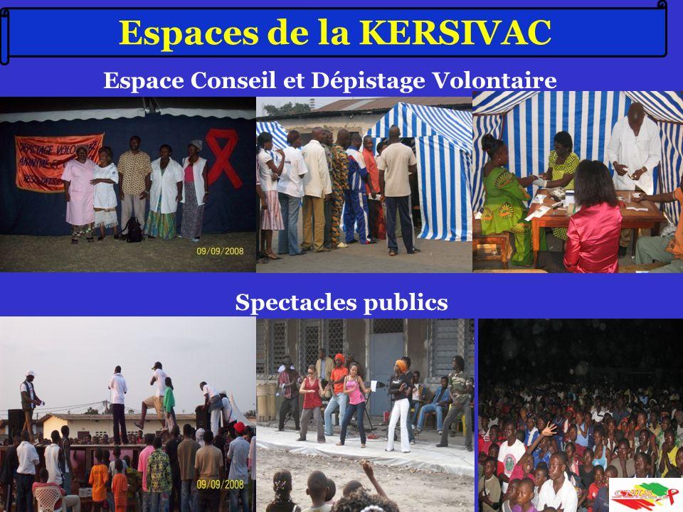 Espace Conseil et Dépistage Volontaire