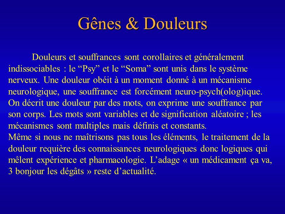 Gênes & Douleurs