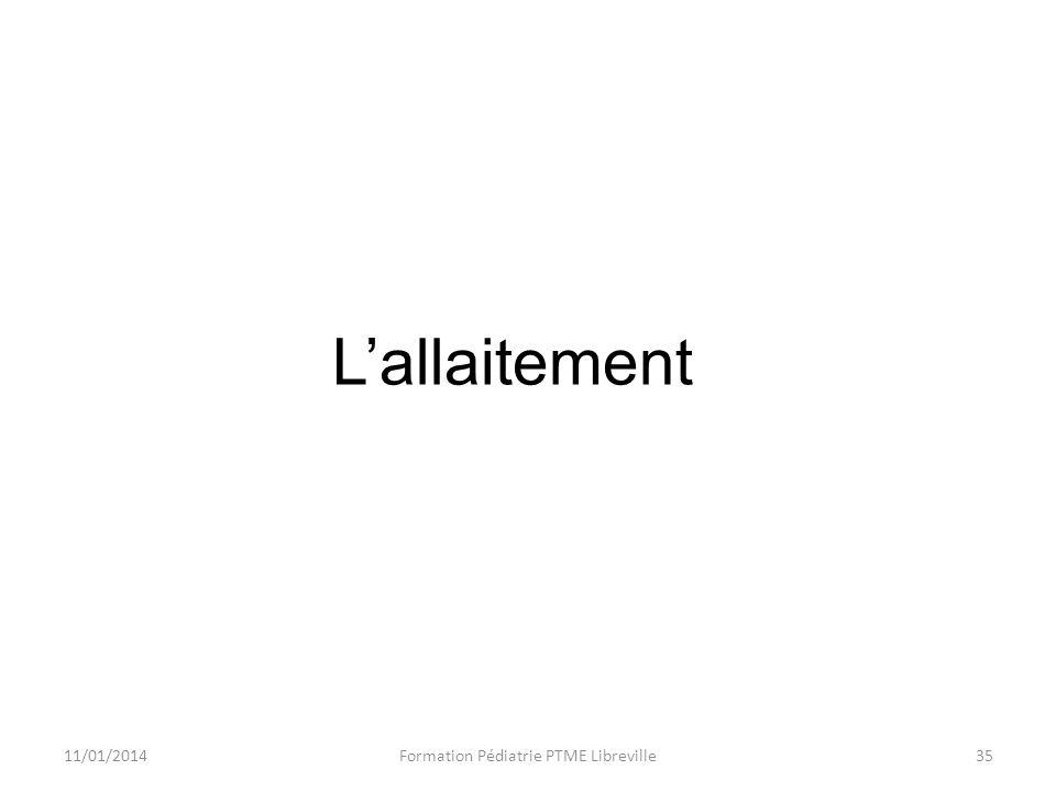 Formation Pédiatrie PTME Libreville