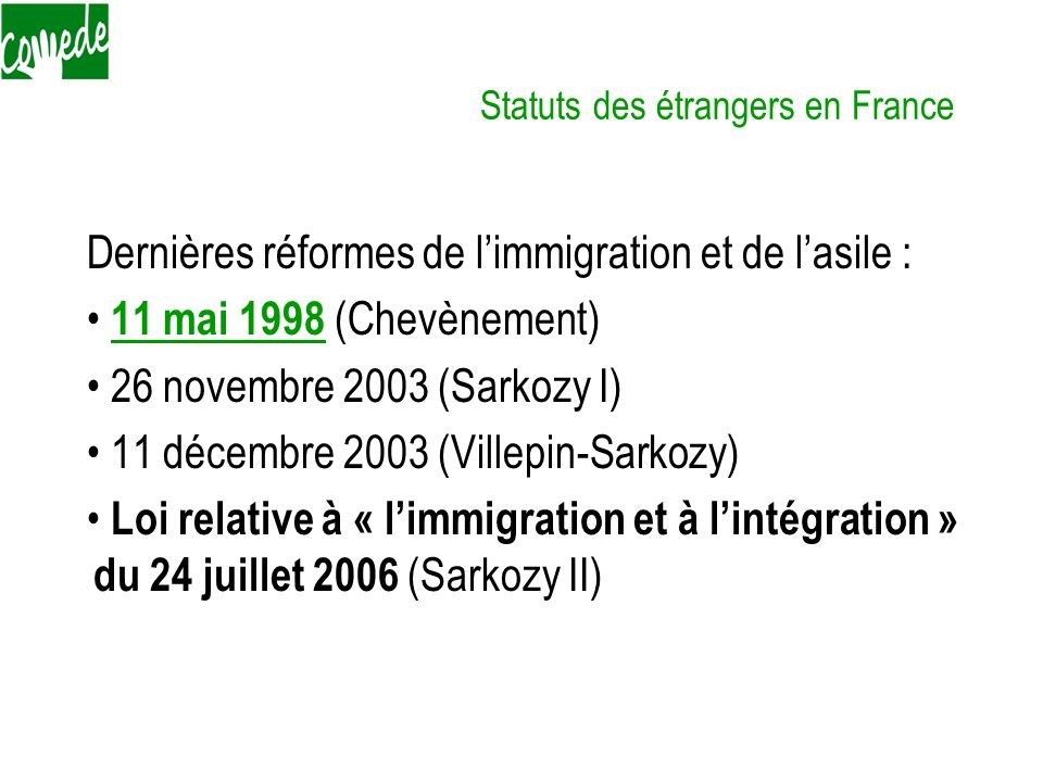 Formation sfsl 23 novembre ppt video online t l charger - L office francais de l immigration et de l integration ...