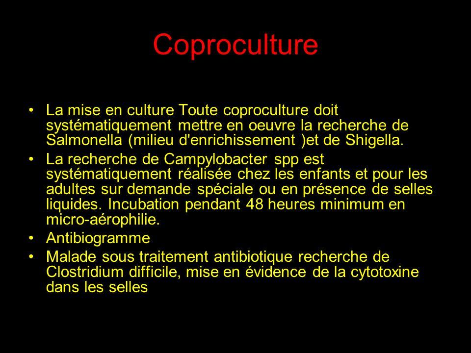 Coproculture
