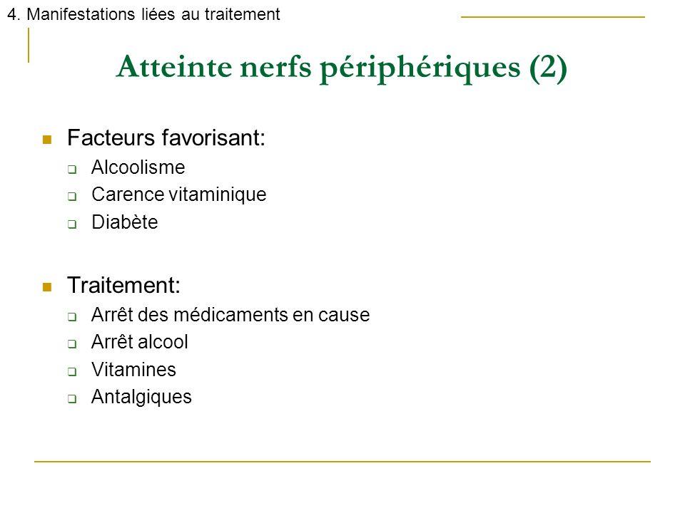 Atteinte nerfs périphériques (2)