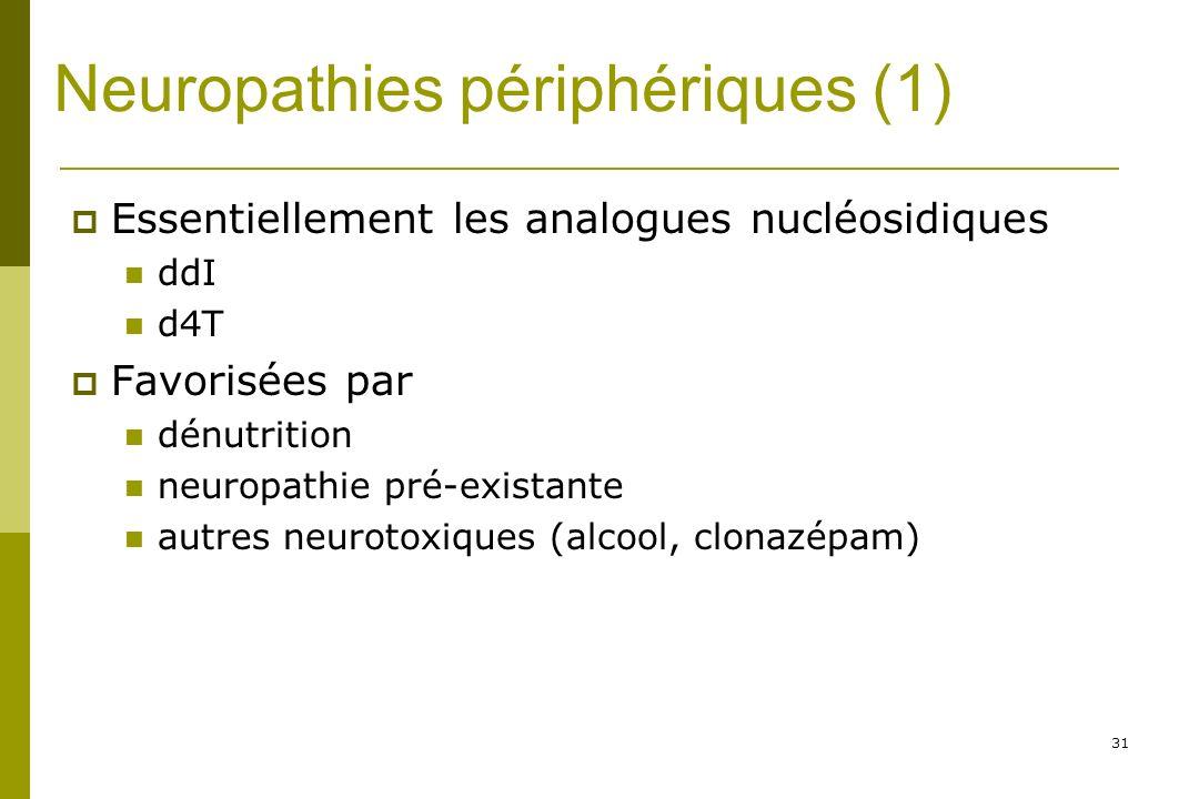 Neuropathies périphériques (1)