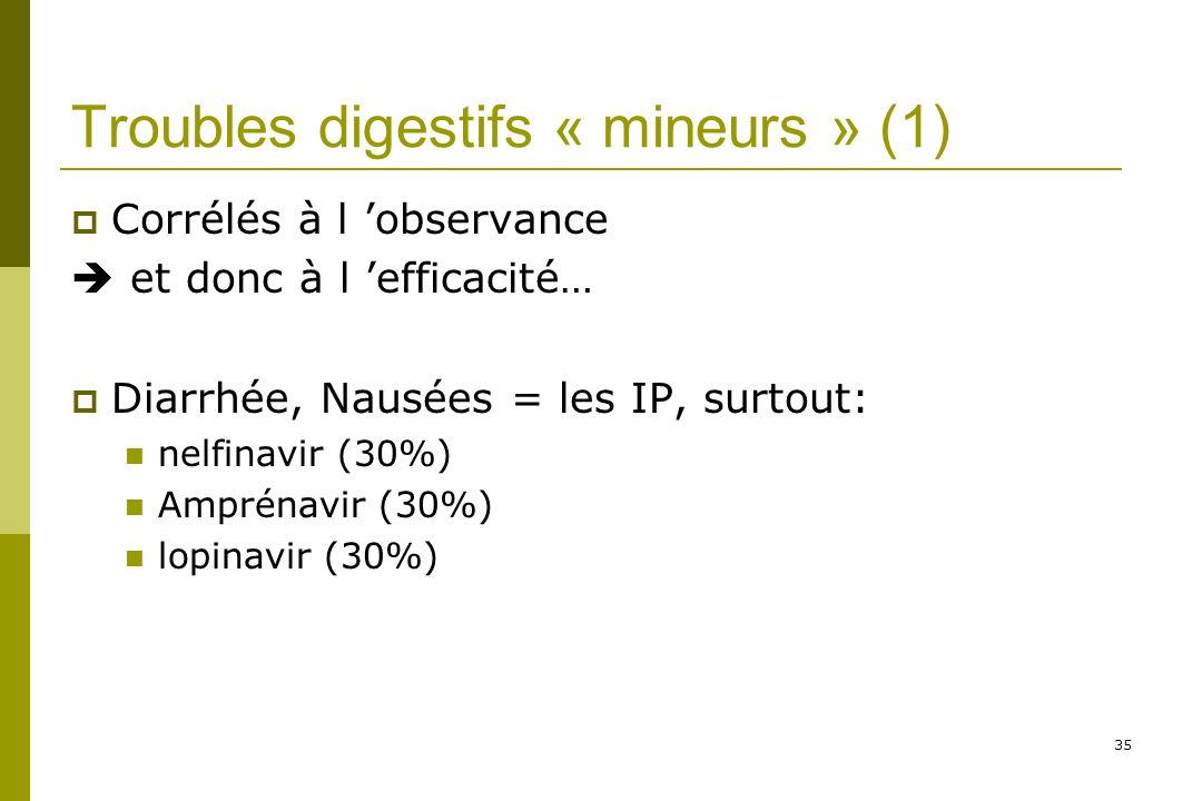 Troubles digestifs « mineurs » (1)