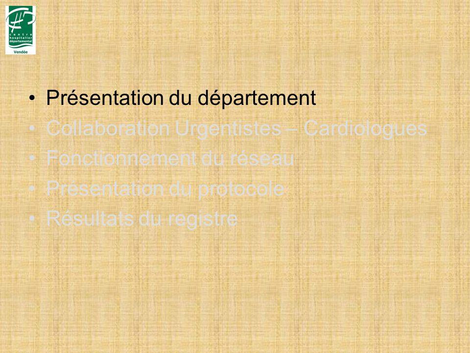 Présentation du département