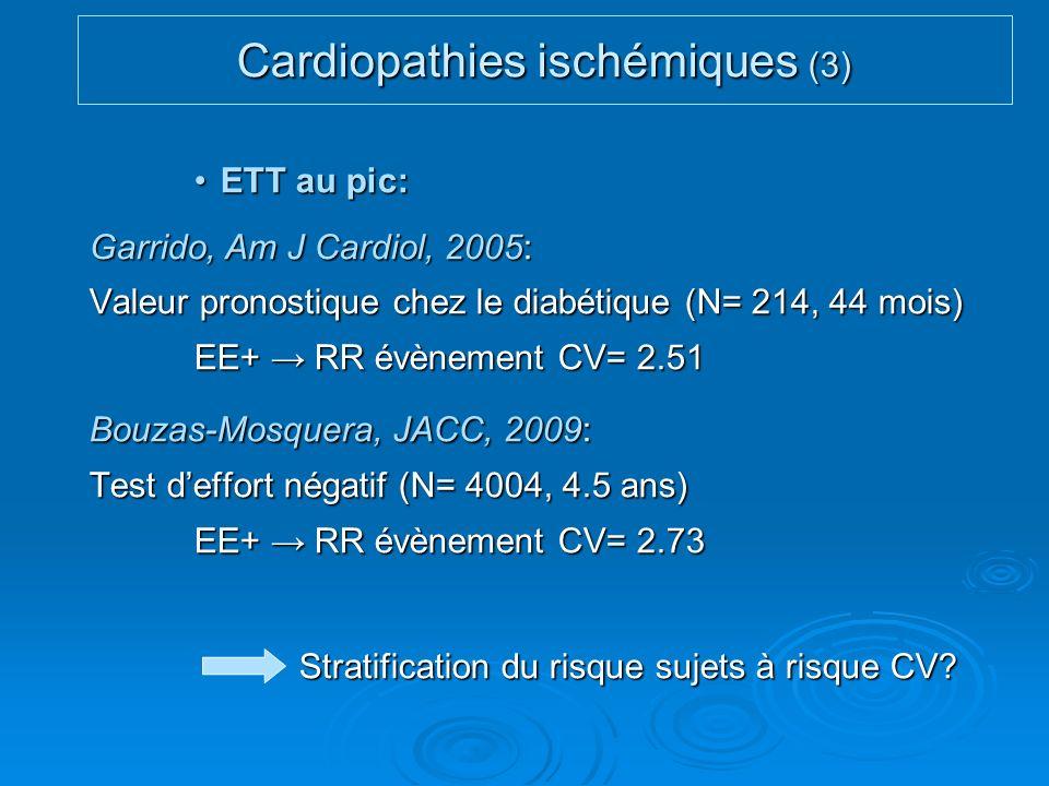 Cardiopathies ischémiques (3)